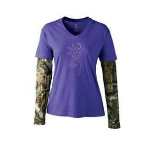Browning Layered Camo Shirt