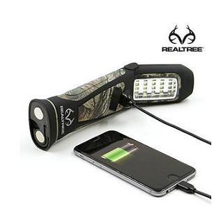 Mammoth Hybrid Solar Flashlight